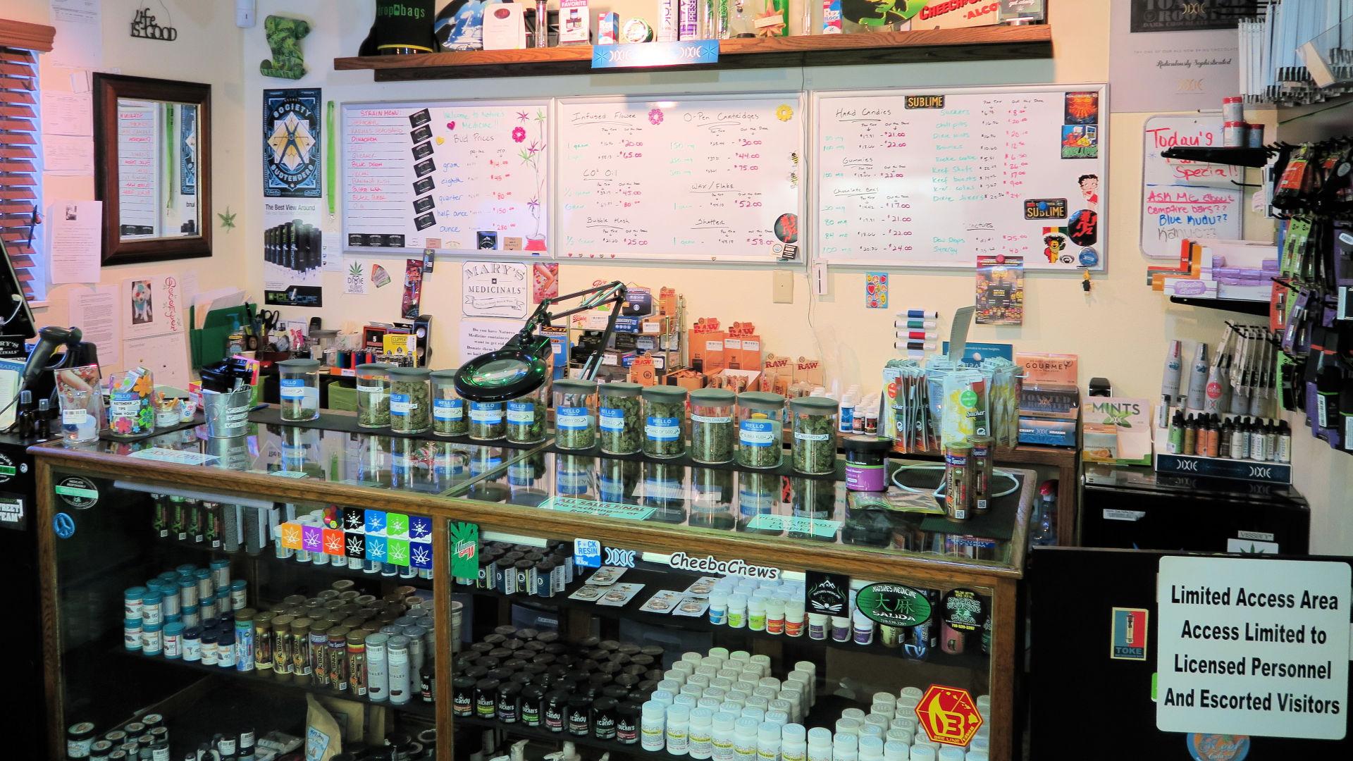 natures medicine dispensary america