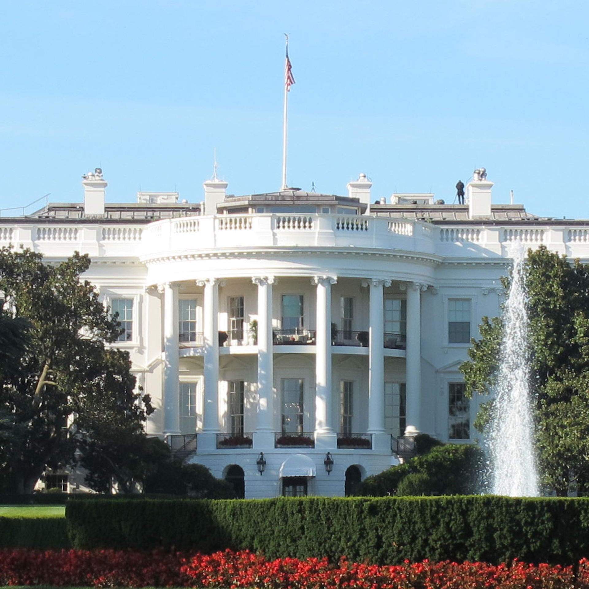 Looking for America Washington DC